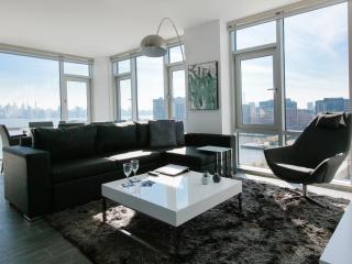 Sky City at NEW River View 2 Bedroom Premium - Weehawken vacation rentals