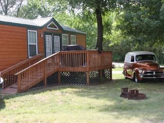 Perfect Lodge with Internet Access and A/C - Springfield vacation rentals