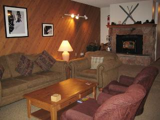 2 bedroom Condo with Television in Mammoth Lakes - Mammoth Lakes vacation rentals