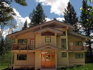 Comfortable 5 bedroom House in Teton Village with Deck - Teton Village vacation rentals