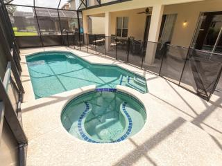 Luxury 8 Bedroom Pool/Spa Resort Villa Near Disney - Kissimmee vacation rentals