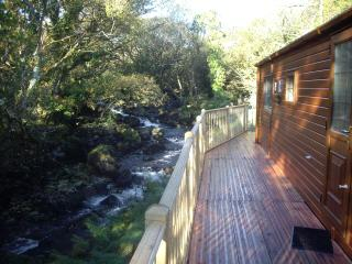 Snowdon Lodge set on the edge of Beddgelert Forest - Beddgelert vacation rentals