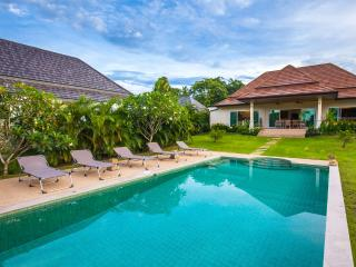 Luxury Private Villa 3 beds with Pool; Big Garden - Rawai vacation rentals