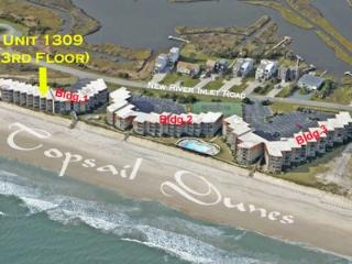 Topsail Dunes 1309 - Sneads Ferry vacation rentals