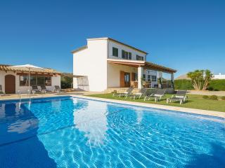 Ca Na Volantina - family villa with trampoline, pool and table tennis - Port de Pollenca vacation rentals