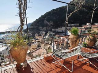 2 bedroom Condo with A/C in Cetara - Cetara vacation rentals