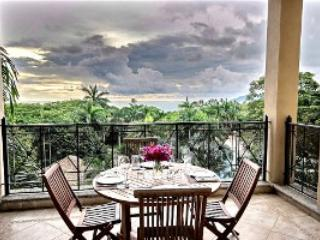 Diria 406 - 3 terraces for soaking in the lagoon pool, tropical garden, and ocean views! - DIRIA 3 BEDROOM CONDO - Ocean views, 3 terraces! - Guanacaste - rentals