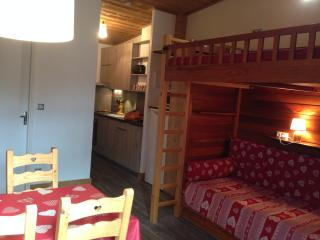 Nice Tignes Studio rental with Television - Tignes vacation rentals