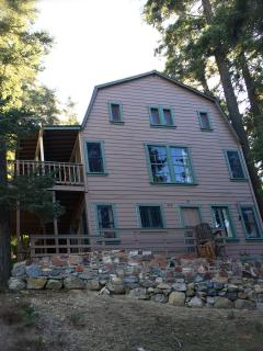 Charming 1928 Cabin- Near forest & gourmet dining - Twin Peaks vacation rentals
