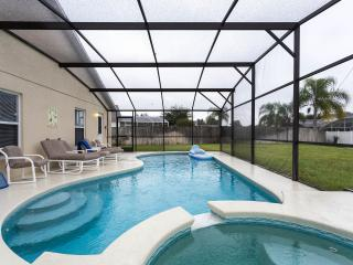 Modern South facing Villa with 26ft pool and Spa - Clermont vacation rentals