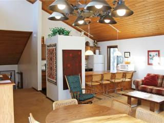 Located at Base of Powderhorn Mtn in the Western Upper Peninsula, A Spacious Home in Wooded Setting with Brick Fireplace & Allows Dogs - Bessemer vacation rentals
