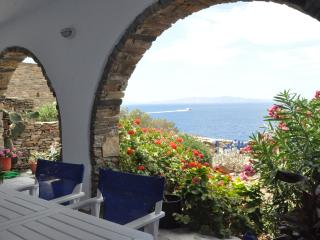 House by the sea in Tinos (2bdr) - Stavros Bay - Tinos Town vacation rentals