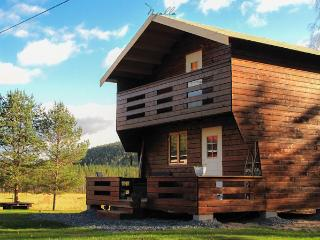 Nice Chalet with Balcony and Sauna - Vidsel vacation rentals