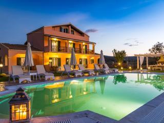 Modern, new villa so close to the virgin beach - Acharavi vacation rentals