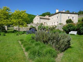 Maison Craux - Luxe landhuis (14 personen) - Saint-Sauveur-de-Montagut vacation rentals