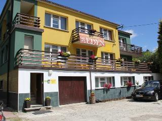 Perfect 5 bedroom Guest house in Krynica - Krynica vacation rentals