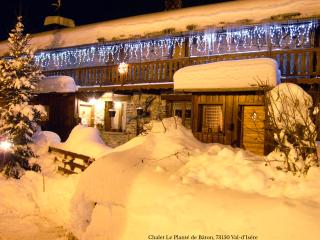 CHALET LE PLANTE DE BATON - Val-d'Isère vacation rentals