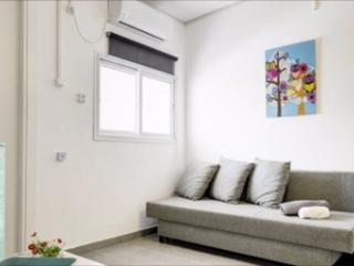 "HA-CARMEL MARKET APARTMENT NO""1 STUDIO - Tel Aviv vacation rentals"