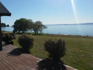 Lake Taupo escape absolute lakefront home - Taupo vacation rentals