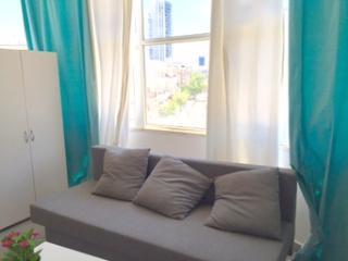 HA-CARMEL MARKET APARTMENT OPEN SPACE VIEW - Tel Aviv vacation rentals