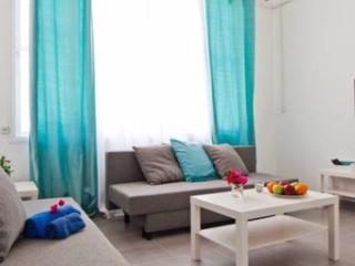 HA-CARMEL MARKET  2 ROOM APARTMENT - Tel Aviv vacation rentals