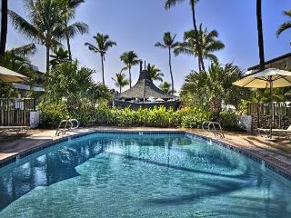 Oceanfront with breathtaking Ocean & Sunset Views, 2 bedroom, 2 bath, AC incl - Kailua-Kona vacation rentals