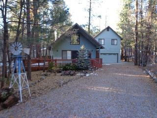 Cool weather get a way - Pinetop vacation rentals