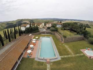 Borgo la Casa Apartment for 3 people - Montaione vacation rentals
