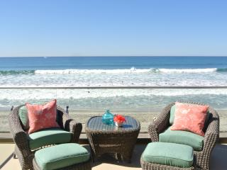 Luxury Beachfront Vacation Rental Beachfront w/Air - Oceanside vacation rentals