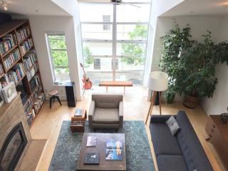 Exceptional Tri-level Designer Loft - 2 Bedrooms, 2.5 Bath - San Francisco vacation rentals