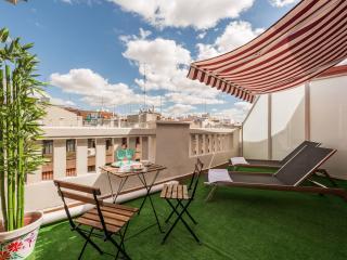 MADRID - ATICO GRANADA IZQ. - Madrid vacation rentals