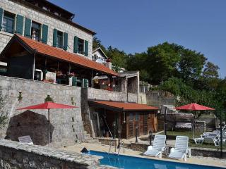 Inland Dalmatia 5BR Luxury Villa with Private Pool - Vrlika vacation rentals