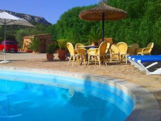 Villa with tennis,pool S´Alqu - S'Alqueria Blanca vacation rentals