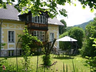 Mountain apartment with terrace - Bad Ischl vacation rentals