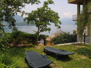 Violetta Room side view of the lake-up to 4 people - Lezzeno vacation rentals