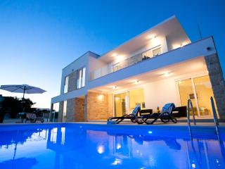 Luxury Villa Crystal Blue, 50 Meters from Sea - Rogoznica vacation rentals