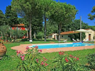 Beautiful Villa with Balcony and Television - Rosignano Marittimo vacation rentals