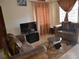 Romantic 1 bedroom Kampala Bed and Breakfast with Satellite Or Cable TV - Kampala vacation rentals