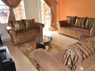 2 bedroom House with Internet Access in Kampala - Kampala vacation rentals