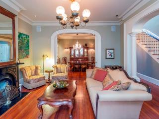 1001: Historic J. J. Dale House:  Luxurious 1883 Classic on a prime Jones Street - Savannah vacation rentals