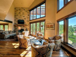Five Bedroom Home Overlooking Park City and Deer Valley - Park City vacation rentals