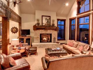Huge 4,200 SQ FT Ski-in/Ski-out 5 Bedroom Cottage! Mid-mountain!! - Park City vacation rentals