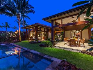 Big Island Villa on the Hualalai Golf Course ~ Room for 10 - Kailua-Kona vacation rentals