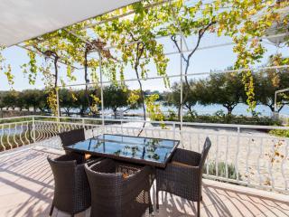 LUXURY BEACHFRONT APARTMENT 2 BEDROOMS,2 BATHROOMS - Trogir vacation rentals