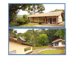 Wonderful Cottage with Balcony and Microwave - Santo Antonio do Pinhal vacation rentals