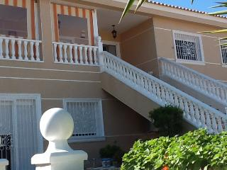 Upstairs apartment in large villa - Almoradi vacation rentals