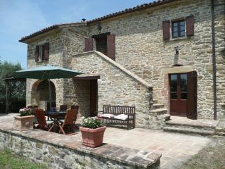 Secluded Villa in Umbria - Montone vacation rentals