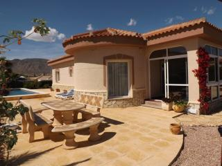 Detached 3 bedroom, 2 bathroom Villa - El Fondó de les Neus vacation rentals