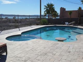 3 bed Home with Pool and an Amazing Lake view - Lake Havasu City vacation rentals