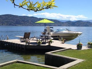 Exclusive Lakeshore Family Paradise - Kelowna vacation rentals
